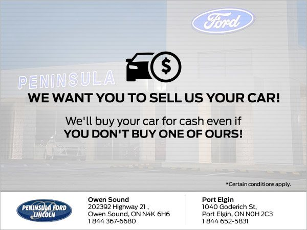 Cash for your Car!
