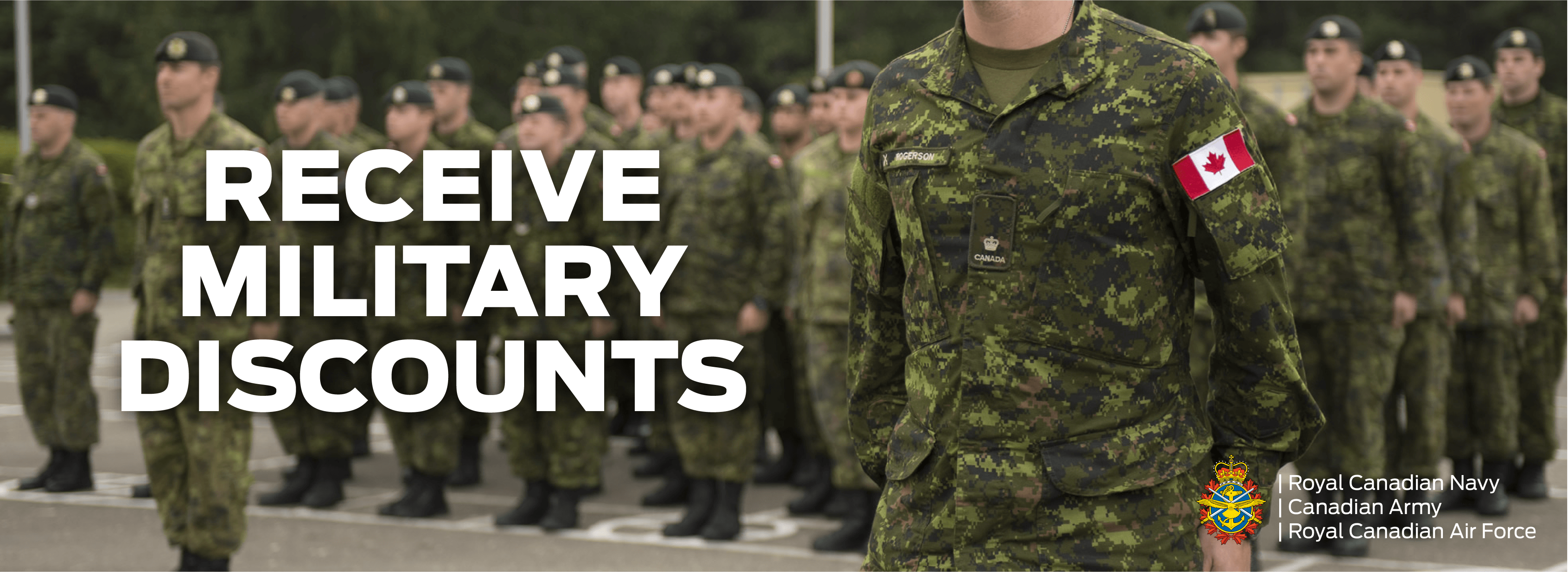 Get Military Discounts Instantly