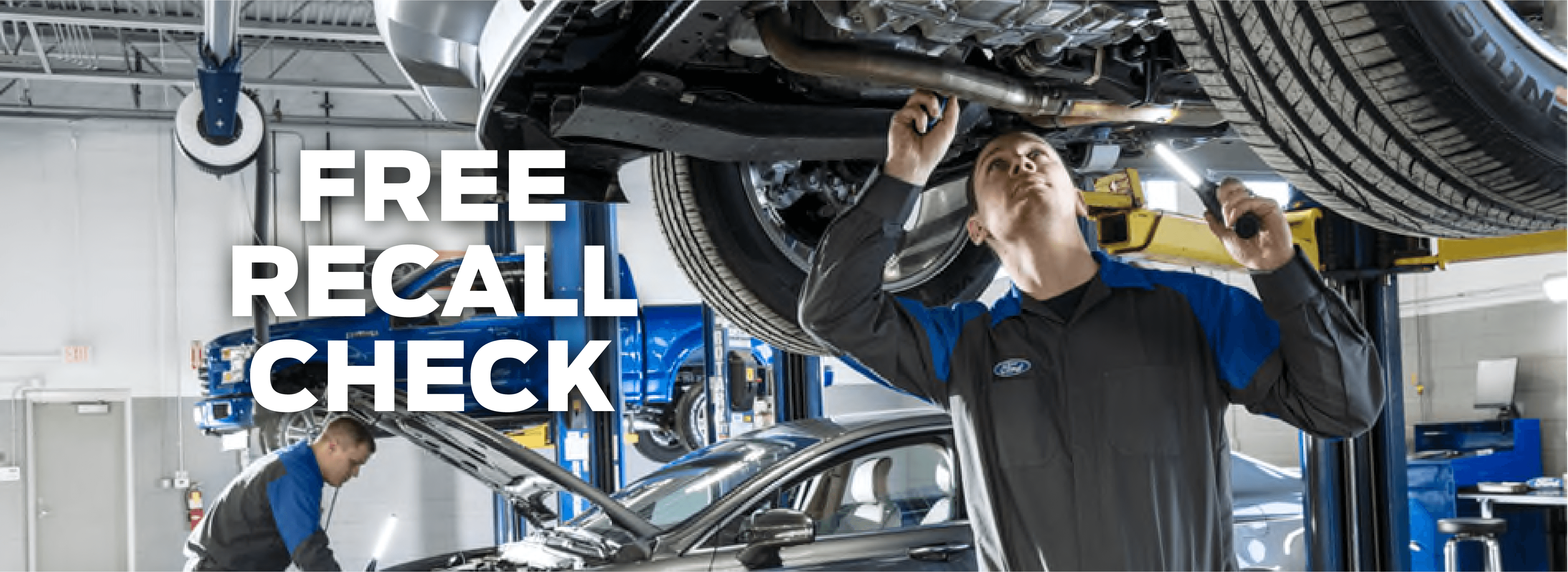 Get a Free Recall Check